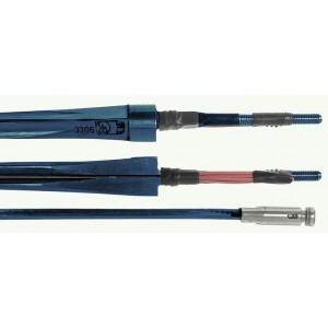 Lame épée électrique complète FIE BF bleue